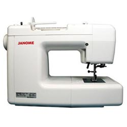 Janome Magnolia 7330 Sewing Machine - Side
