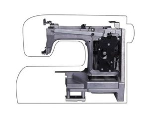 SINGER 4423 Heavy Duty Sewing Machine - Metal Frame