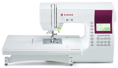 High Tech Sewing Machines