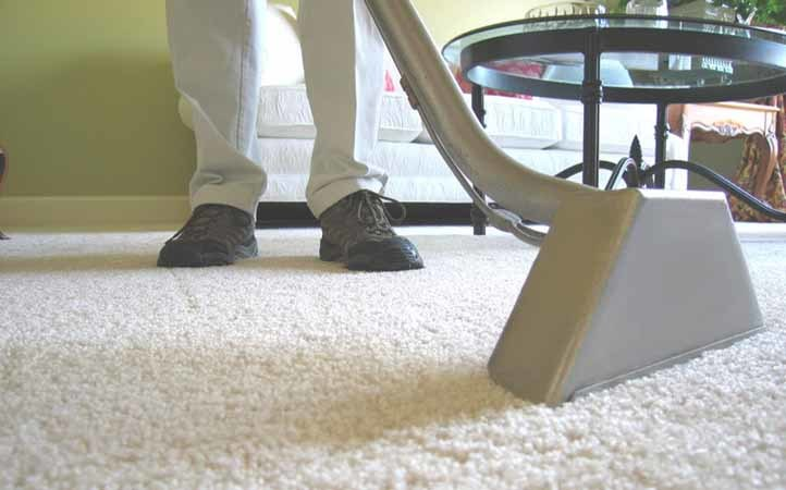 best way to clean carpets