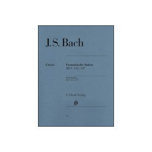 Bach Piano Sheet Music