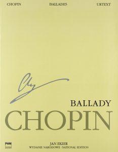chopin best sheet music editions
