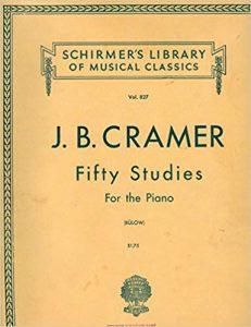 Best Piano Technique Cramer Studies