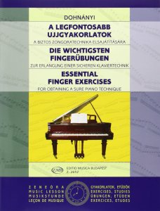 best technique book for piano