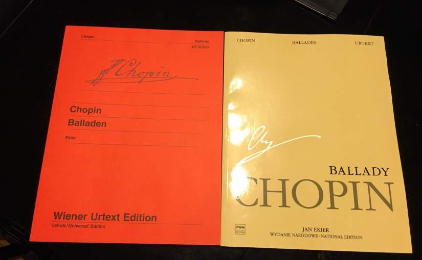 best edition Chopin