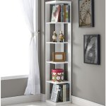 Top 25 Corner Bookshelf And Corner Bookcase Review