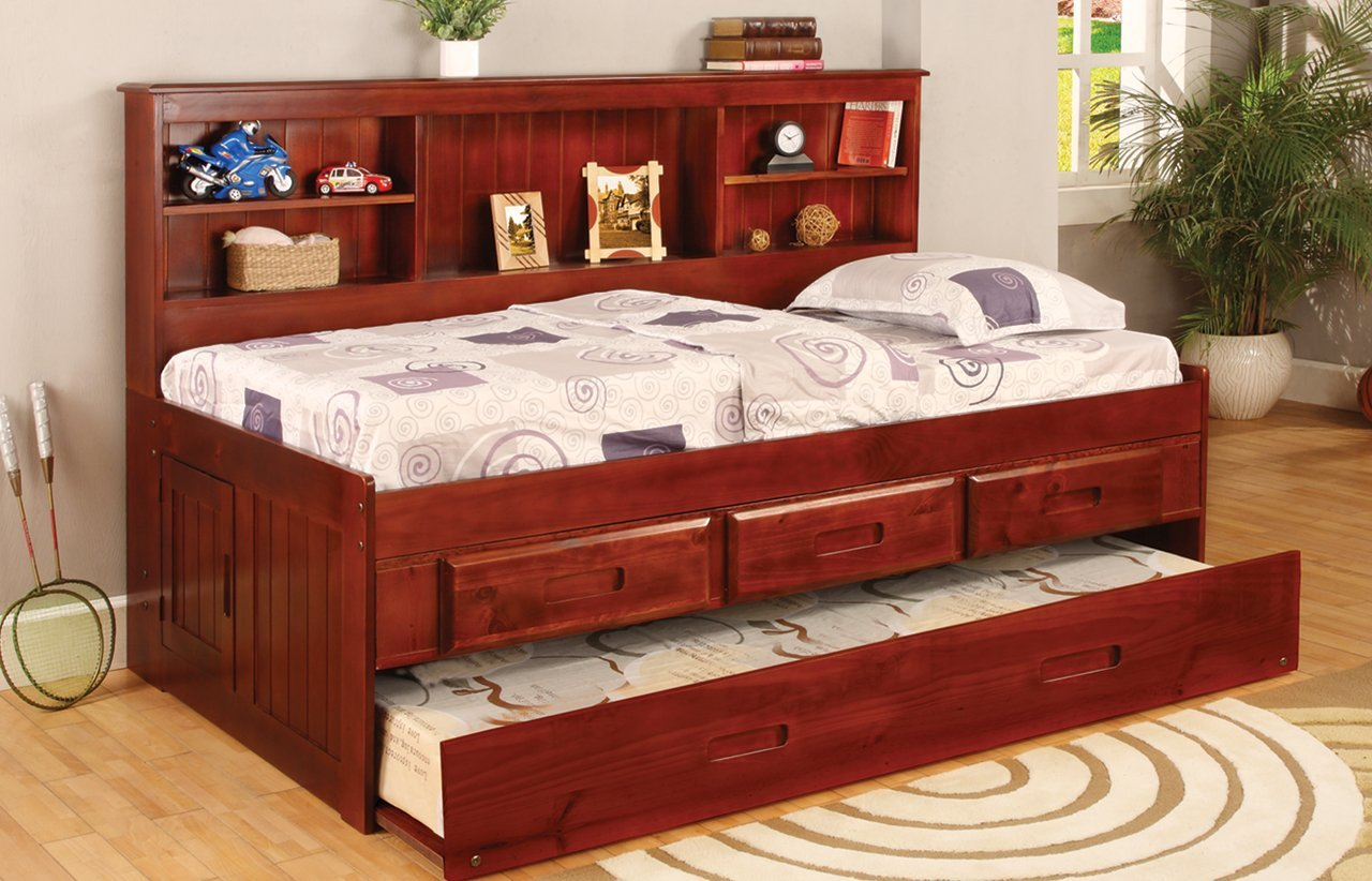 Full Bookcase Bed 10 Best Daybed Bookcases With Storage