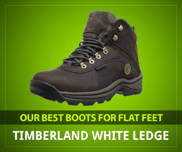best boots for flat feet
