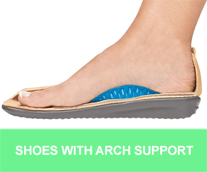 Shoes With Arch Support