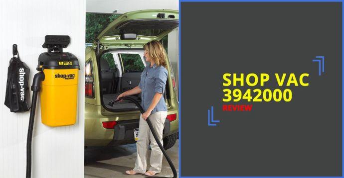 Shop Vac 3942000 Review
