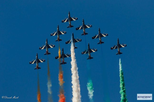 Frecce Tricolori 1961-2021 - 60 years with the Tricolor in the heart.