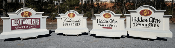 Solid Sign Monument Solutions