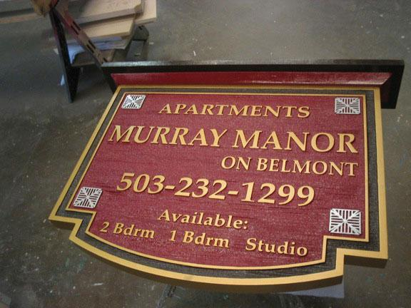 Business Signs Murray Manor