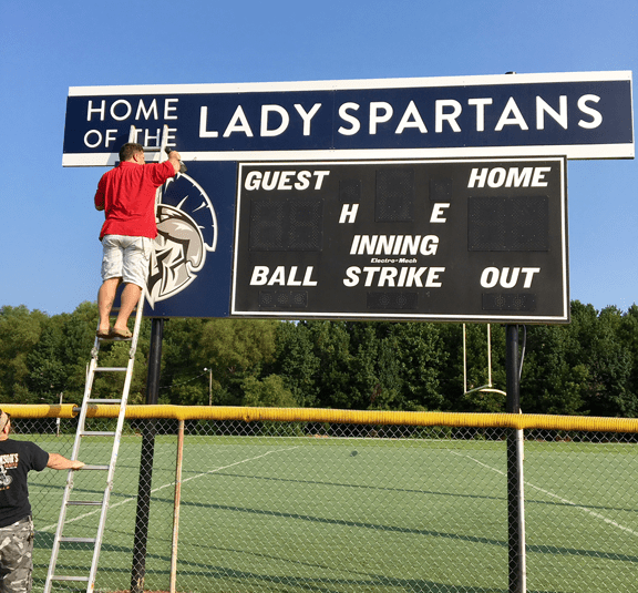 WHHS Updated Score Board Graphics