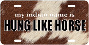 My indian name is