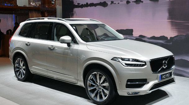 2020 BMW X5 vs 2020 Volvo XC90
