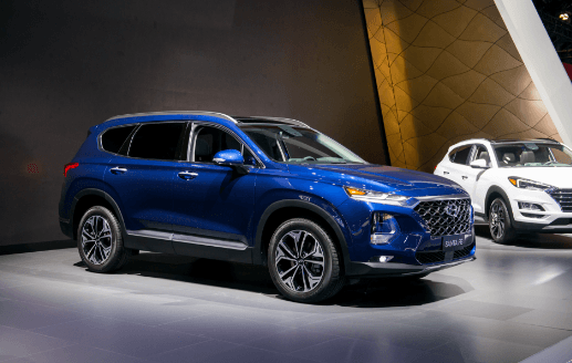 2020 Hyundai Santa Fe XL Changes, Specs And Release Date