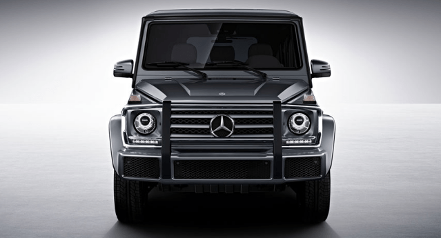 2020 Mercedes-Benz G-Class Specs and Release Date