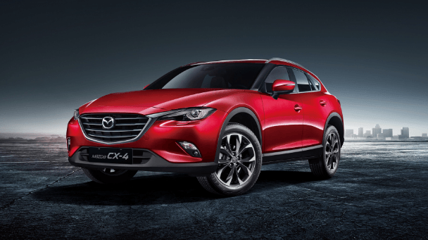 2020 Mazda CX 4 Release Date And Engine