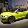 2020 Skoda Vision X Concept, Engine And Specs