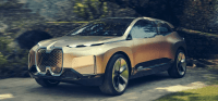2021 BMW iNext Pictures