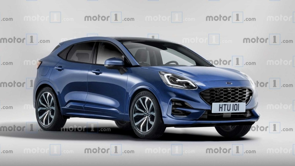 2020 Ford Puma Pictures