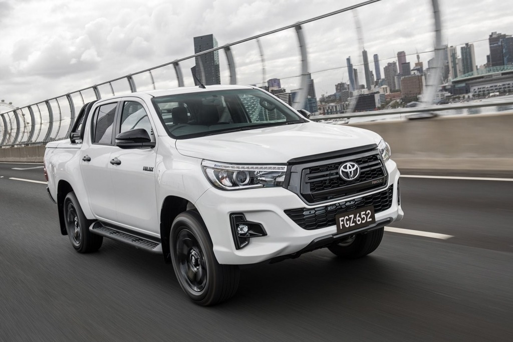 2021 Toyota HiLux Release Date