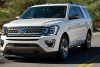 2022 Ford Expedition Specs