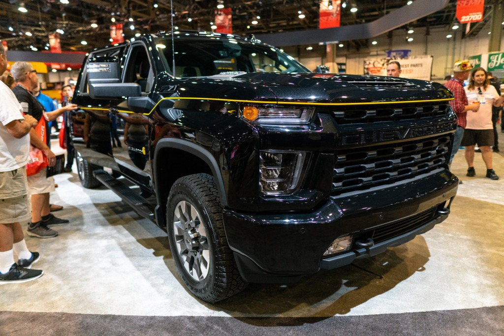 2021 Chevy Silverado HD Price, Specs, and Redesign   Best ...