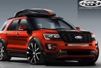 2022 Ford Edge Redesign