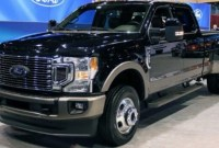 2022 Ford F250 Specs