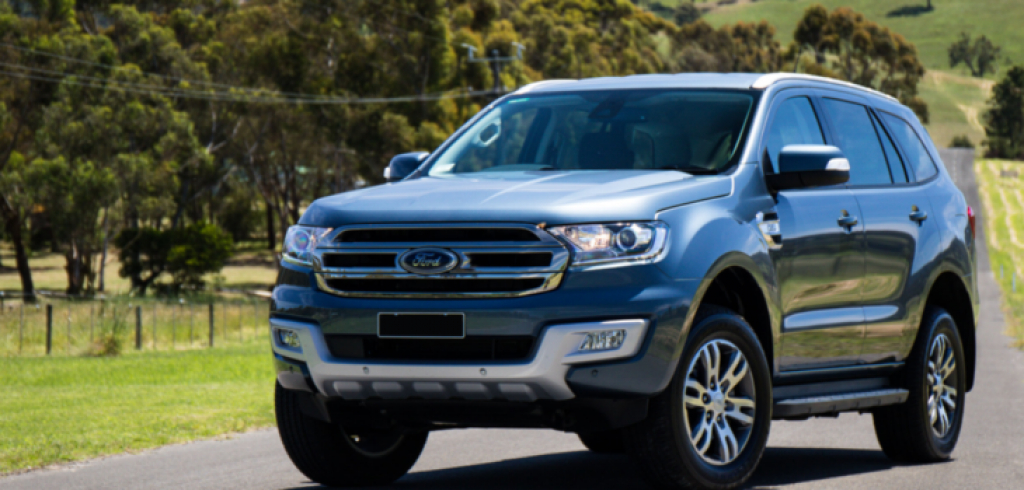 2022 Ford Everest Price