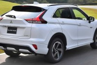 2022 Mitsubishi Eclipse Cross Pictures