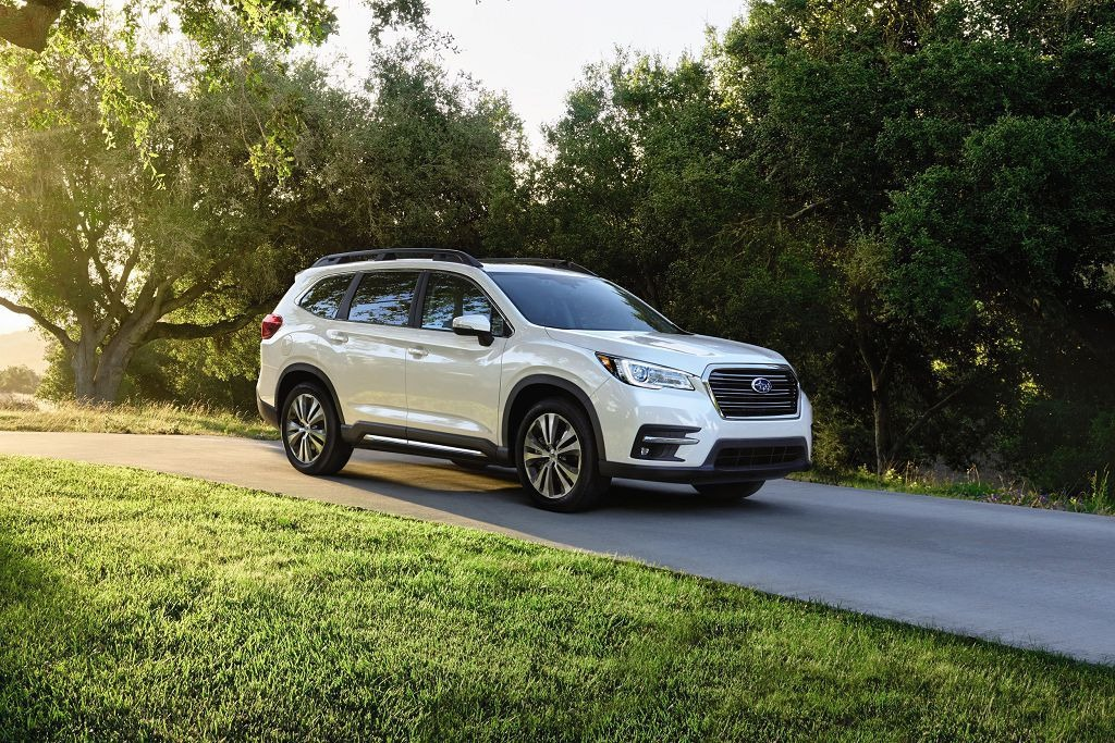2022 Subaru Ascent Specs