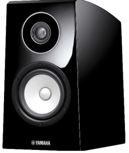 Yamaha bookshelf speakers (one) Piano Black NS-B750 (BP) (Japan Import)