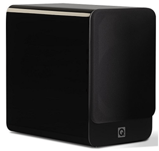 Q Acoustics Concept 20 Bookshelf Speakers (Pair) (Gloss Black)