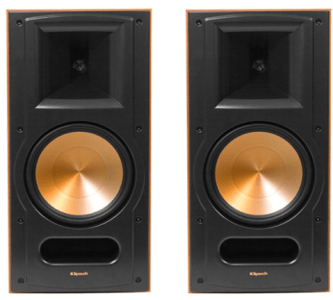 Klipsch RB-81 Reference II Two-Way Bookshelf Speakers - Pair (Cherry)