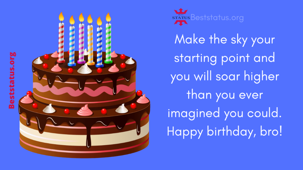 Happy Birthday Wish Quotes Message Sms Images For Brother