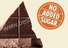 Молочный шоколад без сахара Barry Callebaut, 500 грамм