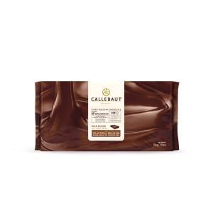 Молочный шоколад без сахара Barry Callebaut, 5 кг.
