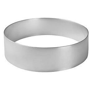 Металлическое кольцо для выпечки