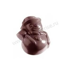 Поликарбонатная форма для конфет CW1903, Chocolate World