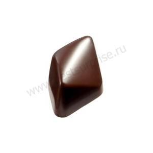 Поликарбонатная форма для конфет CW1755, Chocolate World