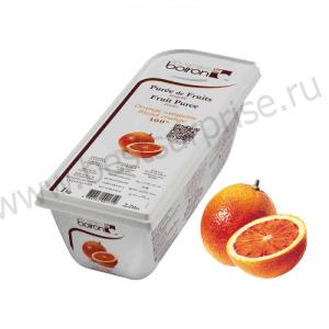 Пюре из красного апельсина Boiron, 1 кг. (Франция)