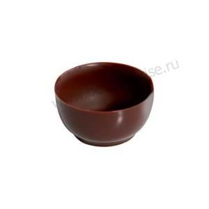 """Поликарбонатная форма для шоколада """"Чаша круглая"""" 20GU501, Martellato"""