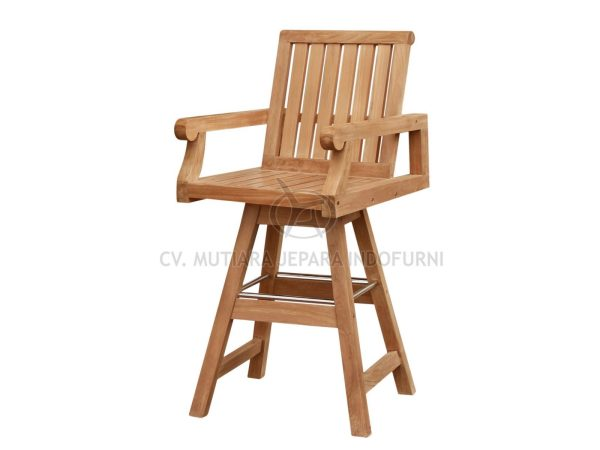 Viking Swivel Chair