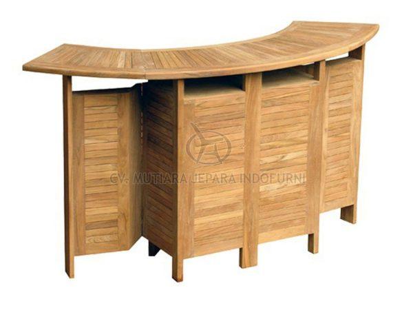 Folding Bar Table