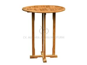 New Round Bar Table