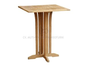 Square Bar Table; Indonesia Furniture