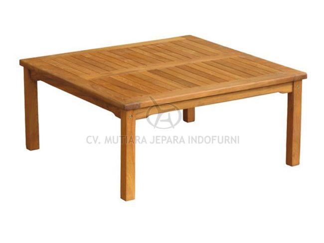 teak outdoor furniture coffee table